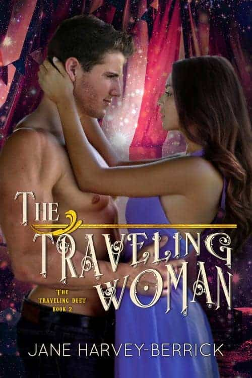 Cover Reveal & Giveaway: The Traveling Woman by Jane Harvey-Berrick