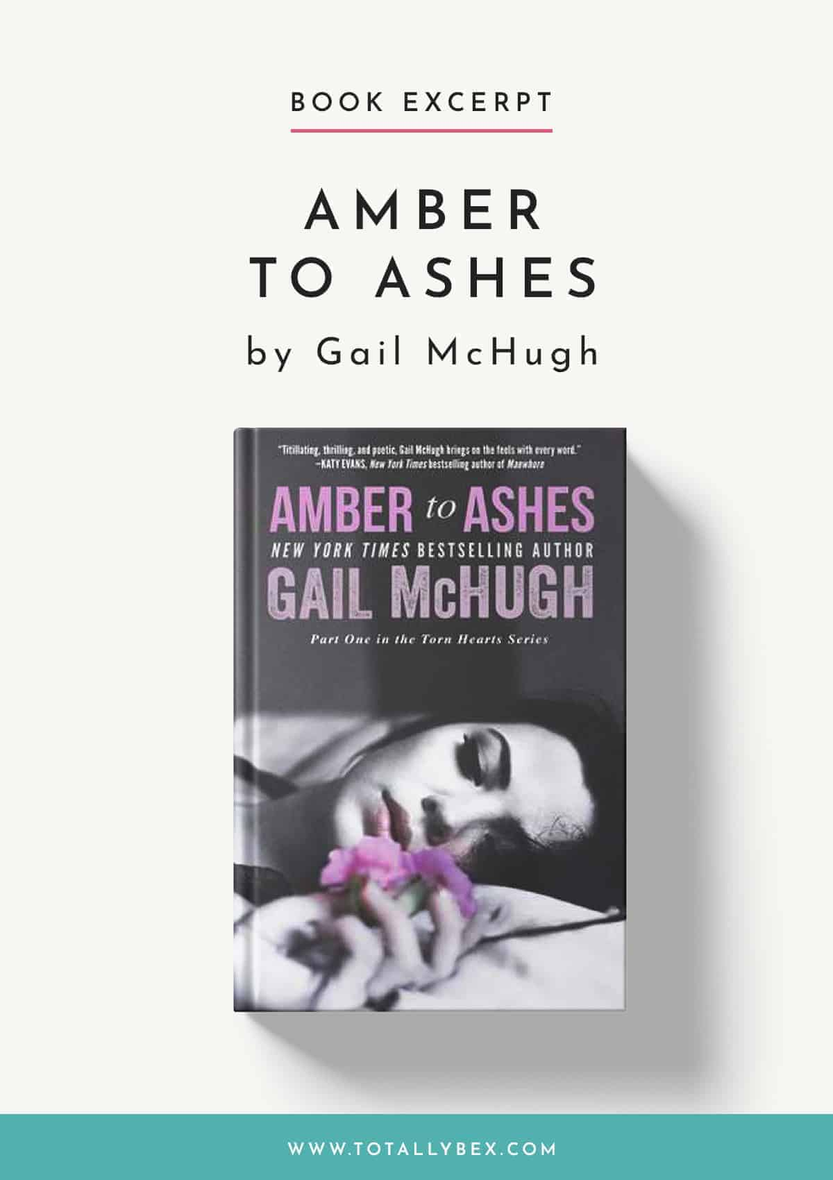 Amber to Ashes by Gail McHugh-Book Excerpt
