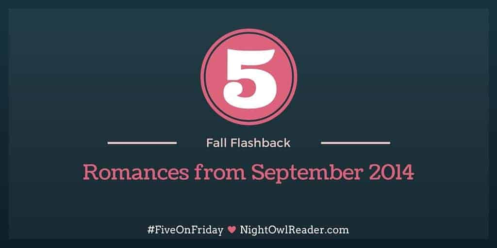 #FiveOnFriday 9-25-15