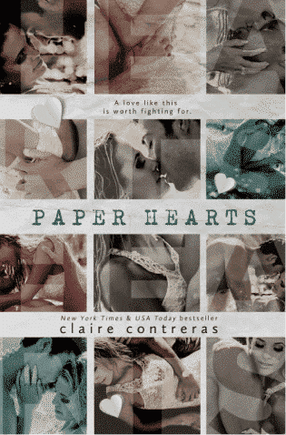 Excerpt + Giveaway: Paper Hearts by Claire Contreras