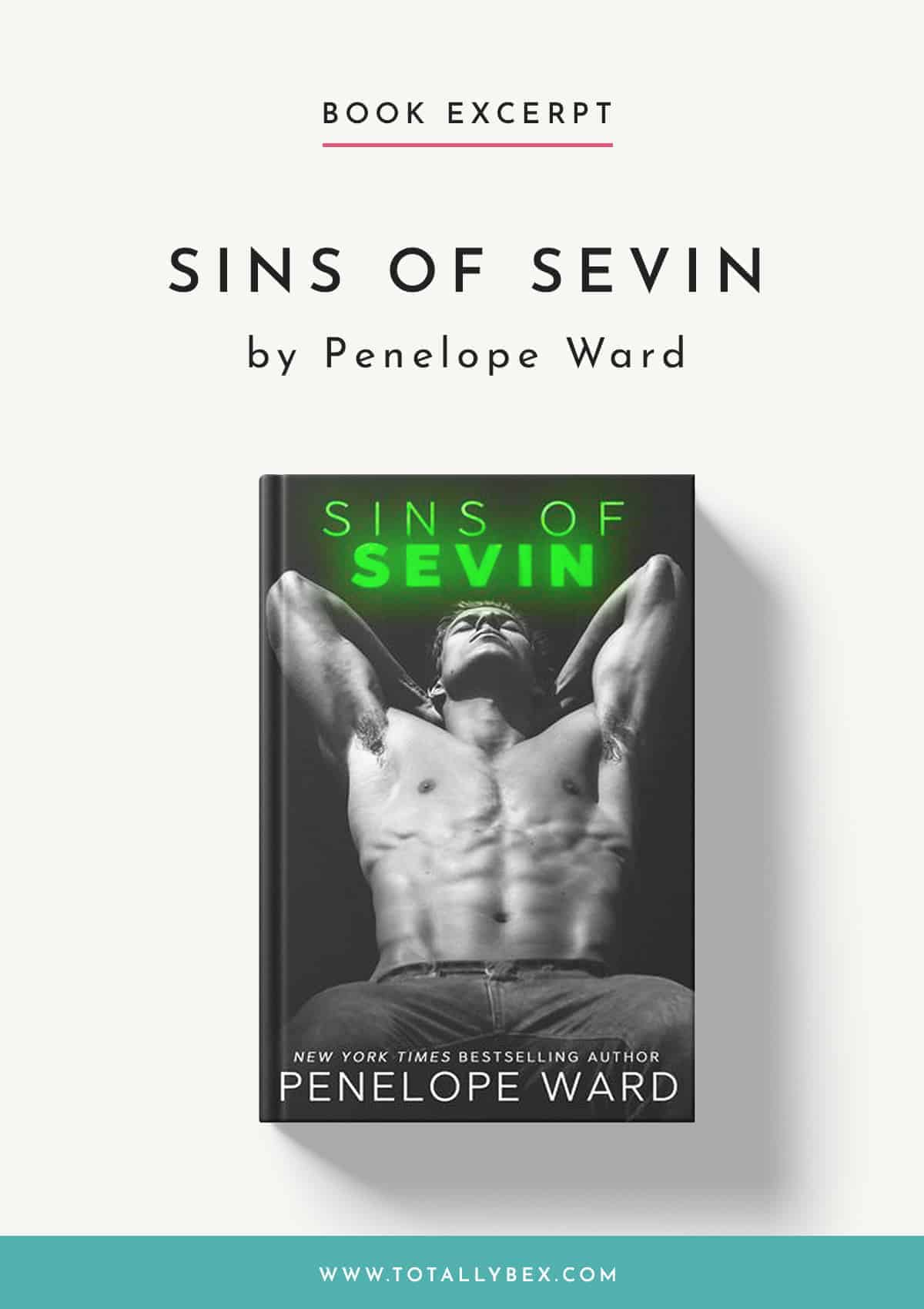 Sins of Sevin by Penelope Ward-Book Excerpt