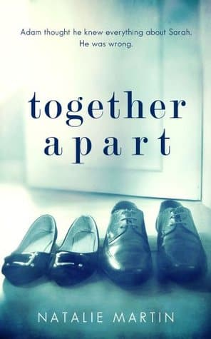 Together Apart by Natalie Martin cover