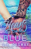 Hearts of Blue by L.H. Cosway