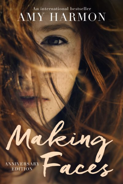 Making Faces by Amy Harmon has a new cover!