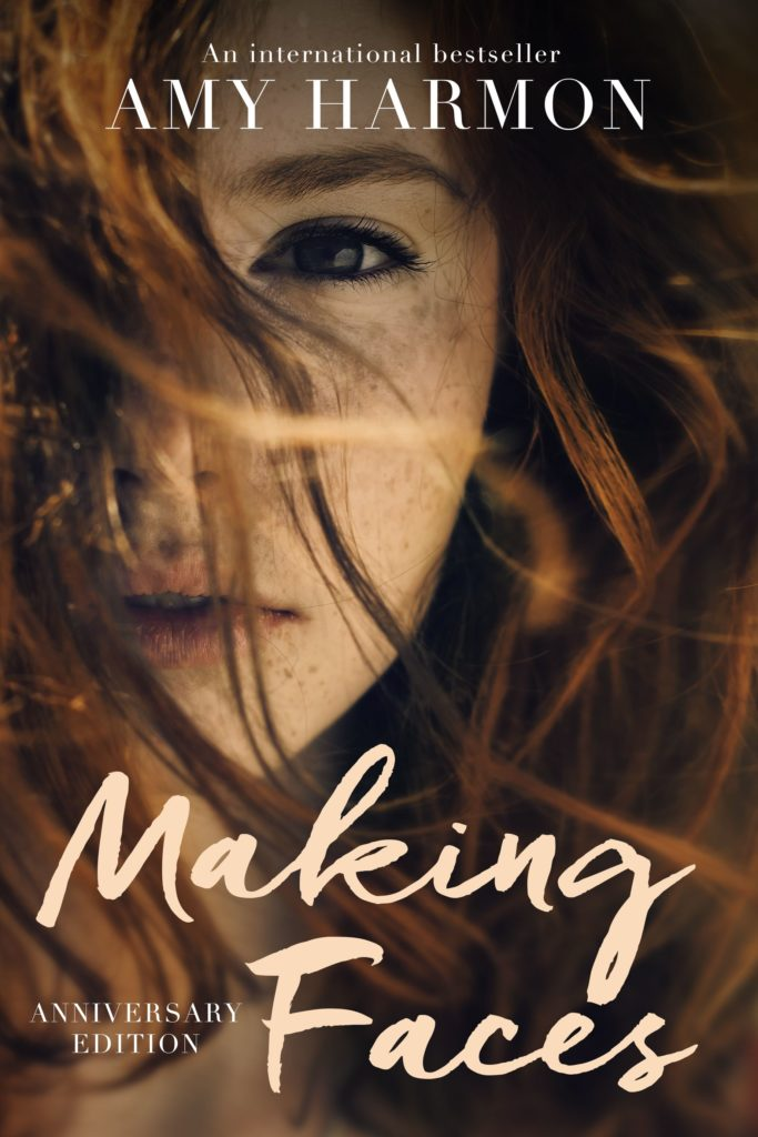 Making Faces by Amy Harmon – Brilliant Writing and Unforgettable Characters