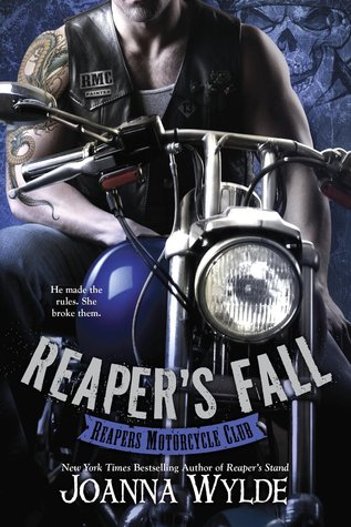 Reapers Fall by Joanna Wylde