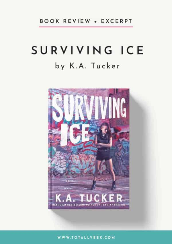 Surviving Ice by KA Tucker-Book Review+Excerpt