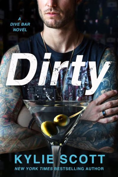 Cover Reveal + Pre-Order: Dirty by Kylie Scott