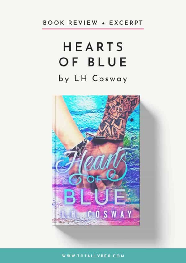 Hearts of Blue by LH Cosway-BookReview+Excerpt