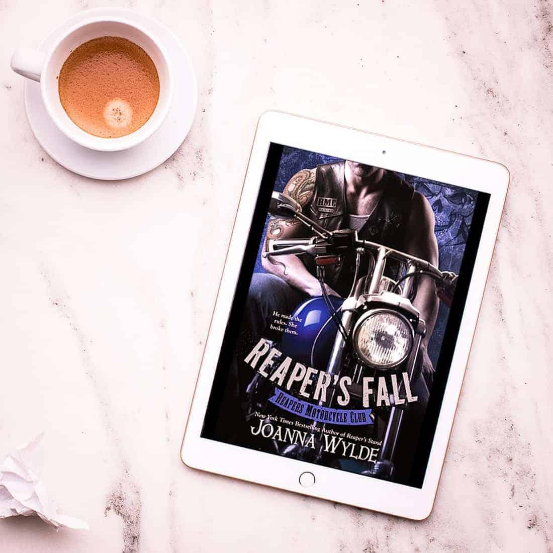 Reaper's Fall by Joanna Wylde-featured