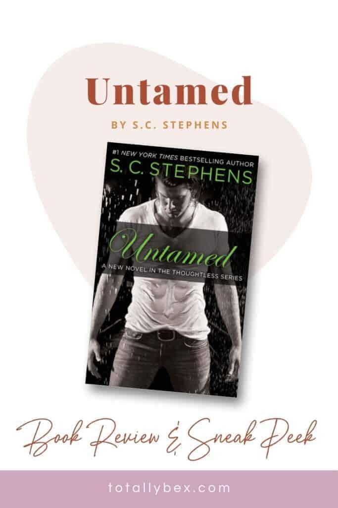 Untamed by SC Stephens-Pinterest