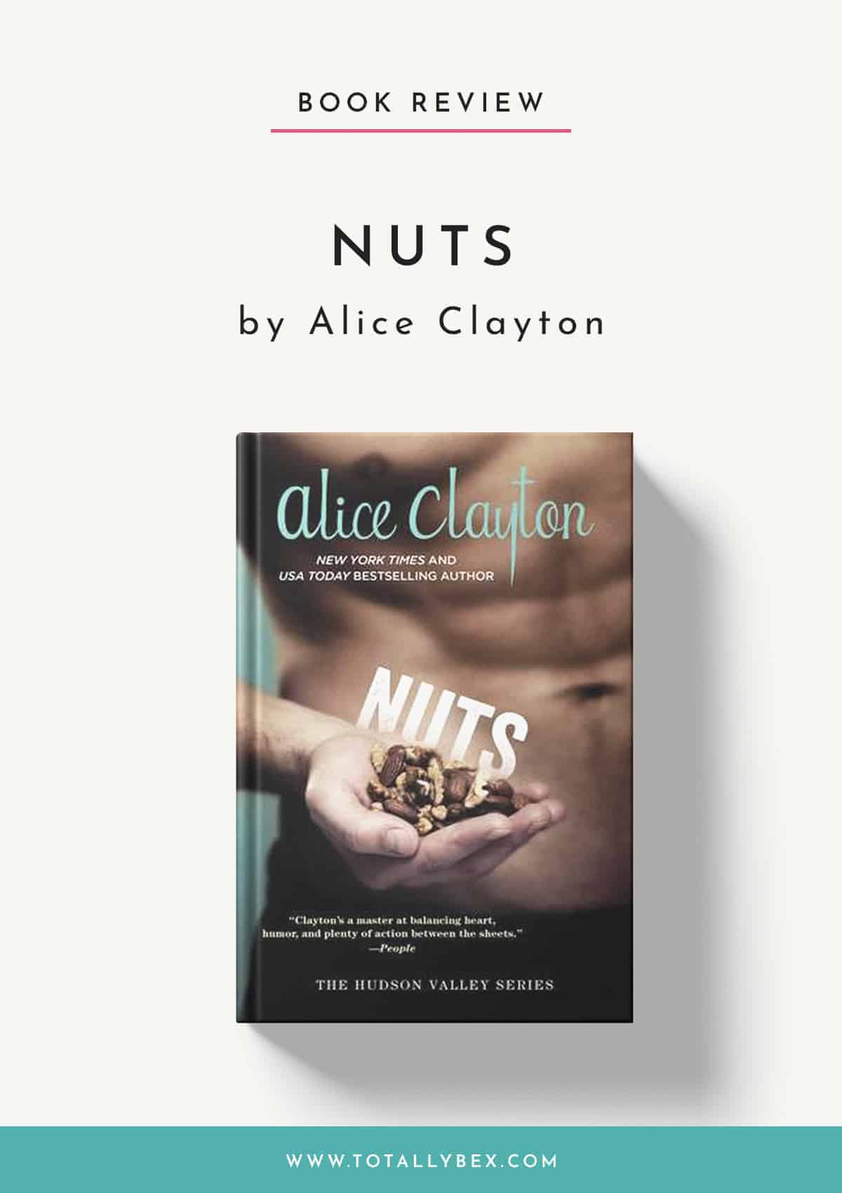 Nuts by Alice Clayton-Book Review