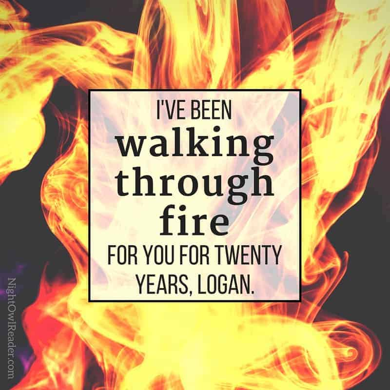 Walk Through Fire quote