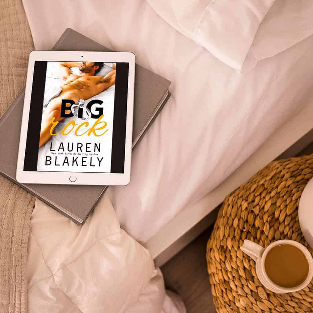 Big Rock by Lauren Blakely is a standalone romantic comedy told from the hero's point of view is full of hot characters, steamy scenes, fantastic banter, and excellent writing!