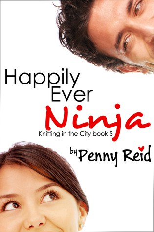 Review + Excerpt + Giveaway: Happily Ever Ninja by Penny Reid