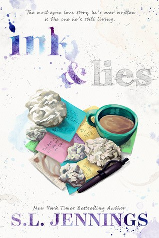 Review + Giveaway: Ink & Lies by SL Jennings