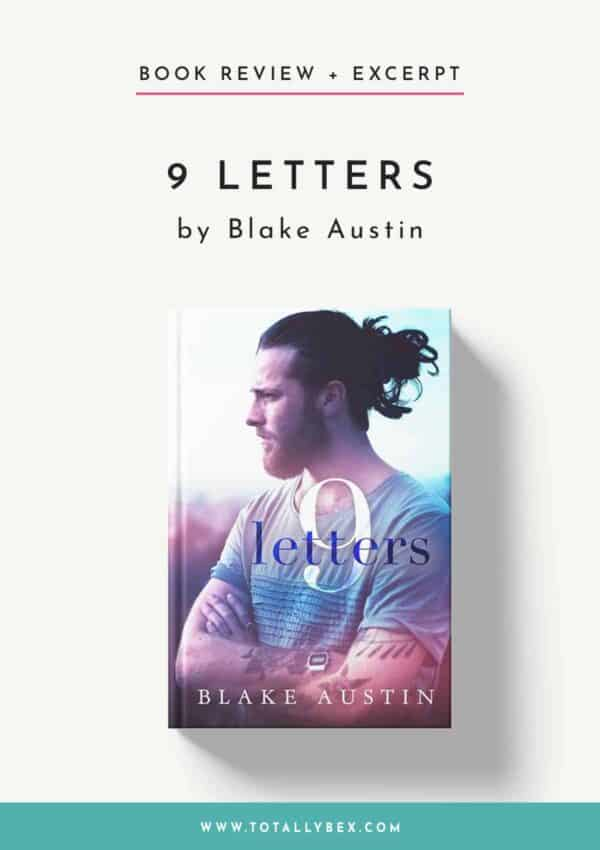 Nine Letters by Blake Austin-Book Review+Excerpt