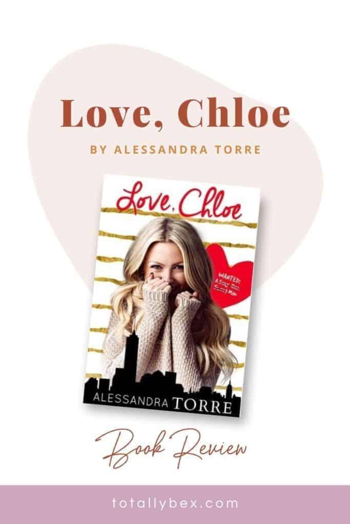 Love Chloe by Alessandra Torre-Pinterest