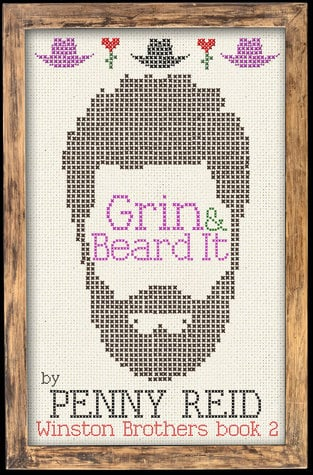 Review + Excerpt + Giveaway: Grin and Beard It by Penny Reid