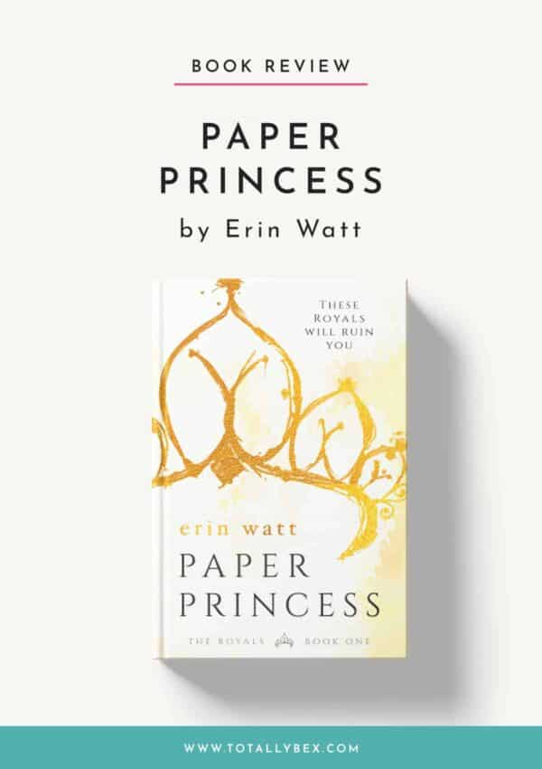 Paper Princess by Erin Watt-Book Review