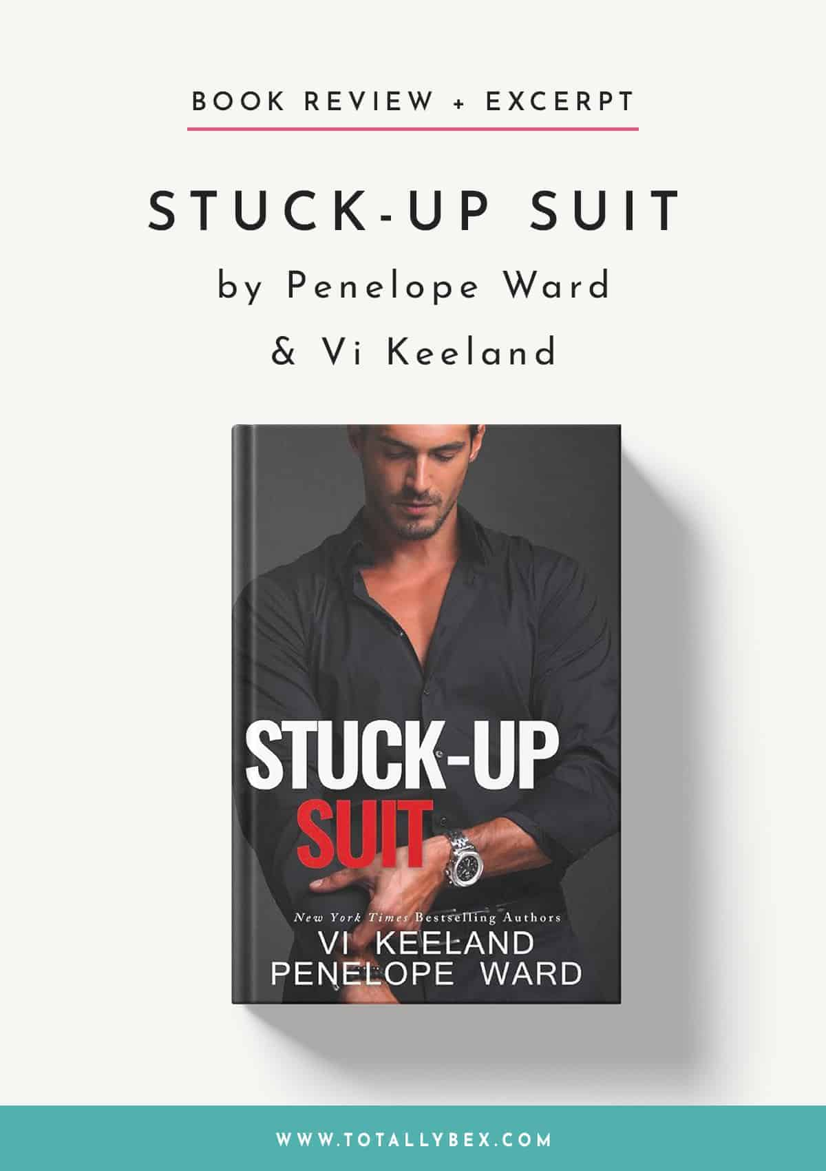Stuck-Up Suit by Penelope Ward and Vi Keeland-BookReview+Excerpt