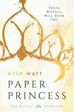 Book Review: Paper Princess by Erin Watt