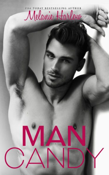 Review + Excerpt: Man Candy by Melanie Harlow
