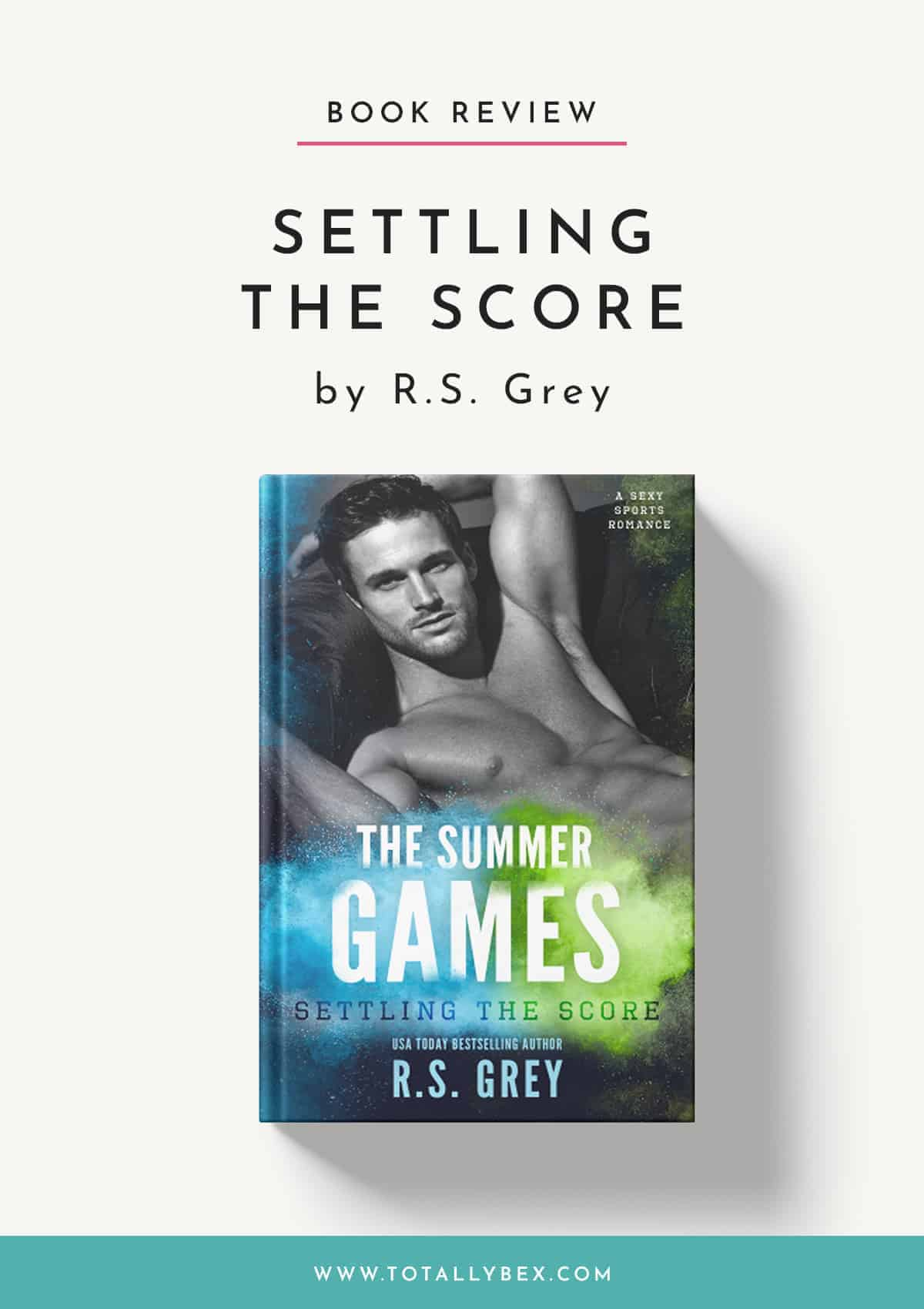 Settling the Score by RS Grey-Book Review