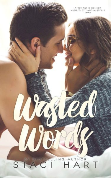New Release + Review: Wasted Words by Staci Hart