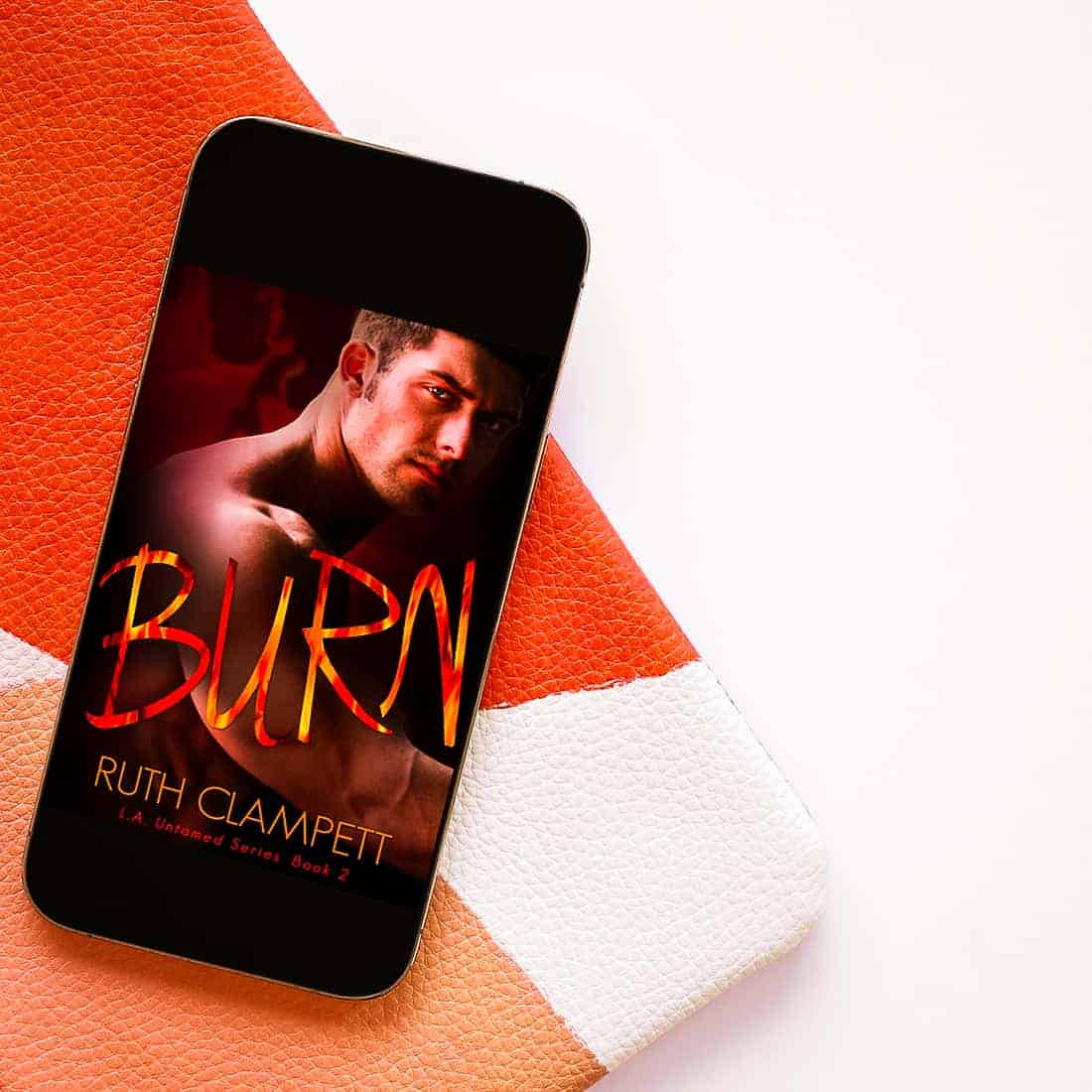 Burn by Ruth Clampett-featured