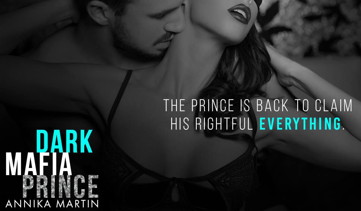 Dark Mafia Prince-teaser