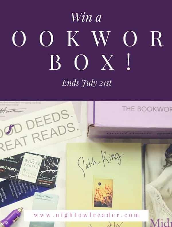 #FiveOnFriday: 5 Reasons to Subscribe to The Bookworm Box