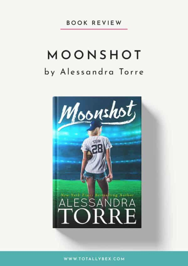 Moonshot by Alessandra Torre-Book Review