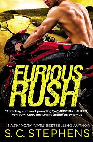 Blog Tour: Furious Rush by S.C. Stephens + Musical Top 5 + Giveaway