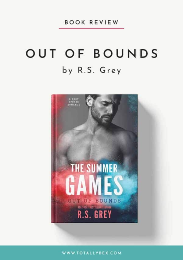 Out of Bounds by RS Grey-Book Review