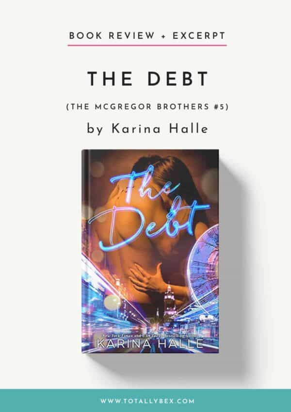 The Debt by Karina Halle-Book Review