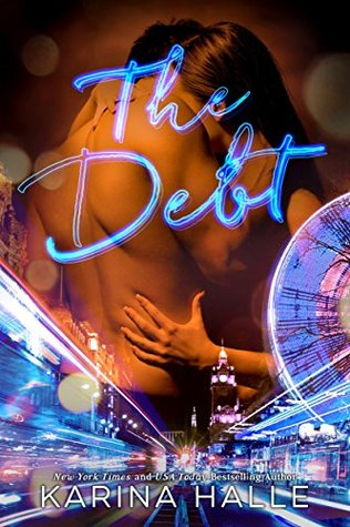 Review + Excerpt: The Debt by Karina Halle