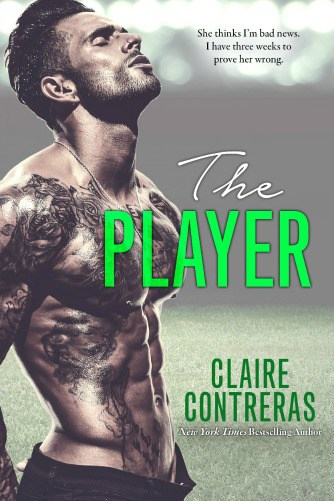 THE PLAYER by Claire Contreras ✦ New Release Review