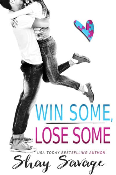 Win Some, Lose Some by Shay Savage ✦ New Release | Review