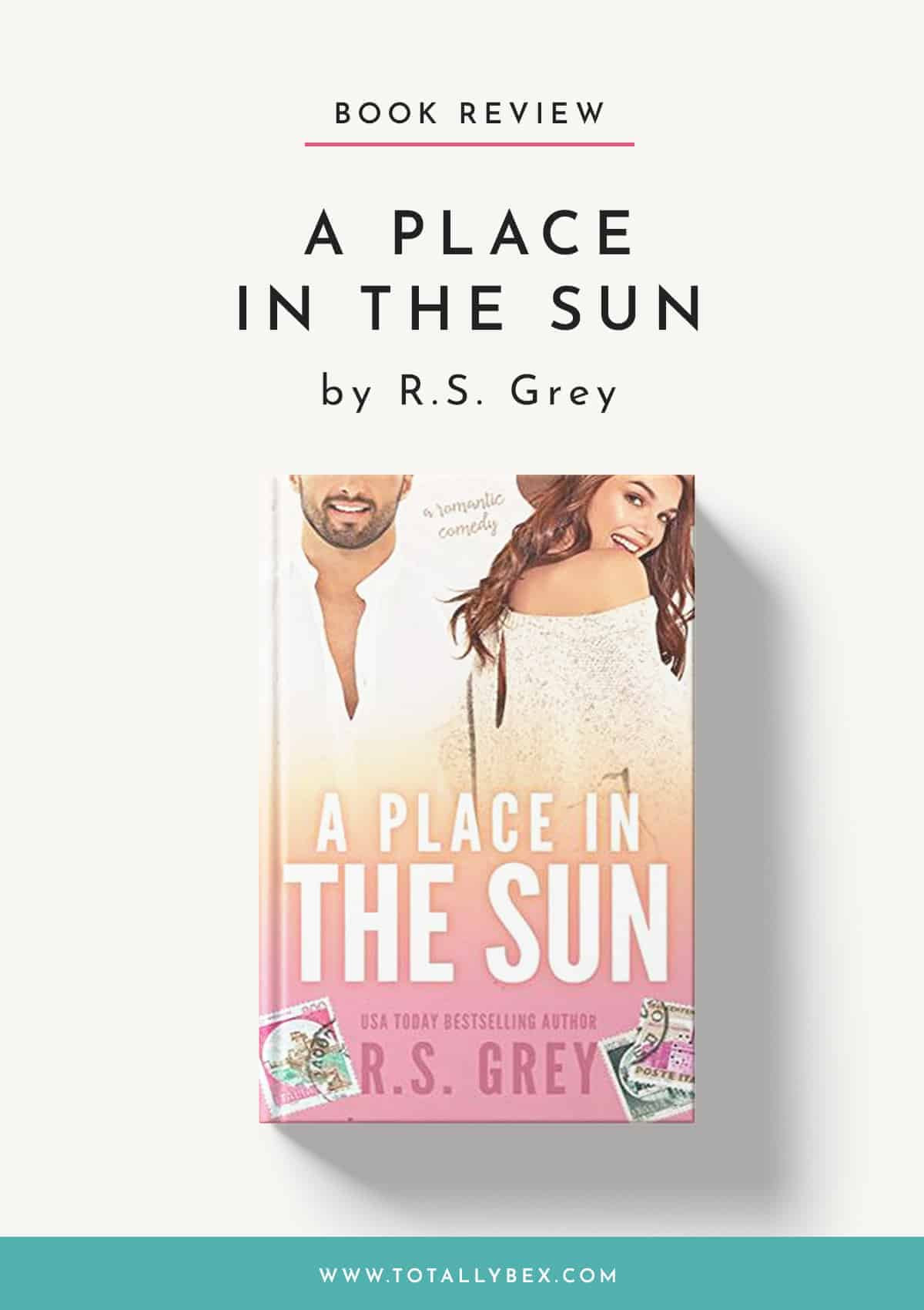 A Place in the Sun by RS Grey-Book Review