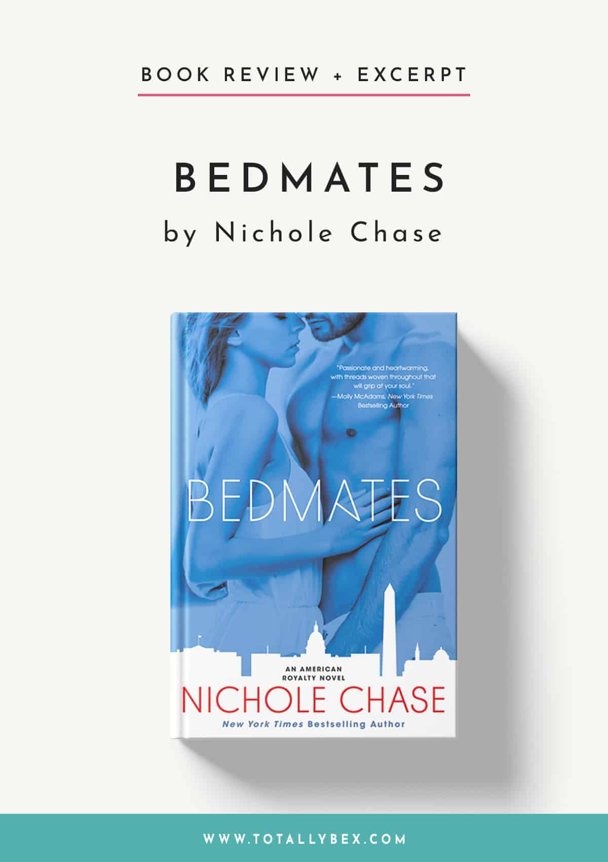 Bedmates by Nichole Chase-BookReview+Excerpt