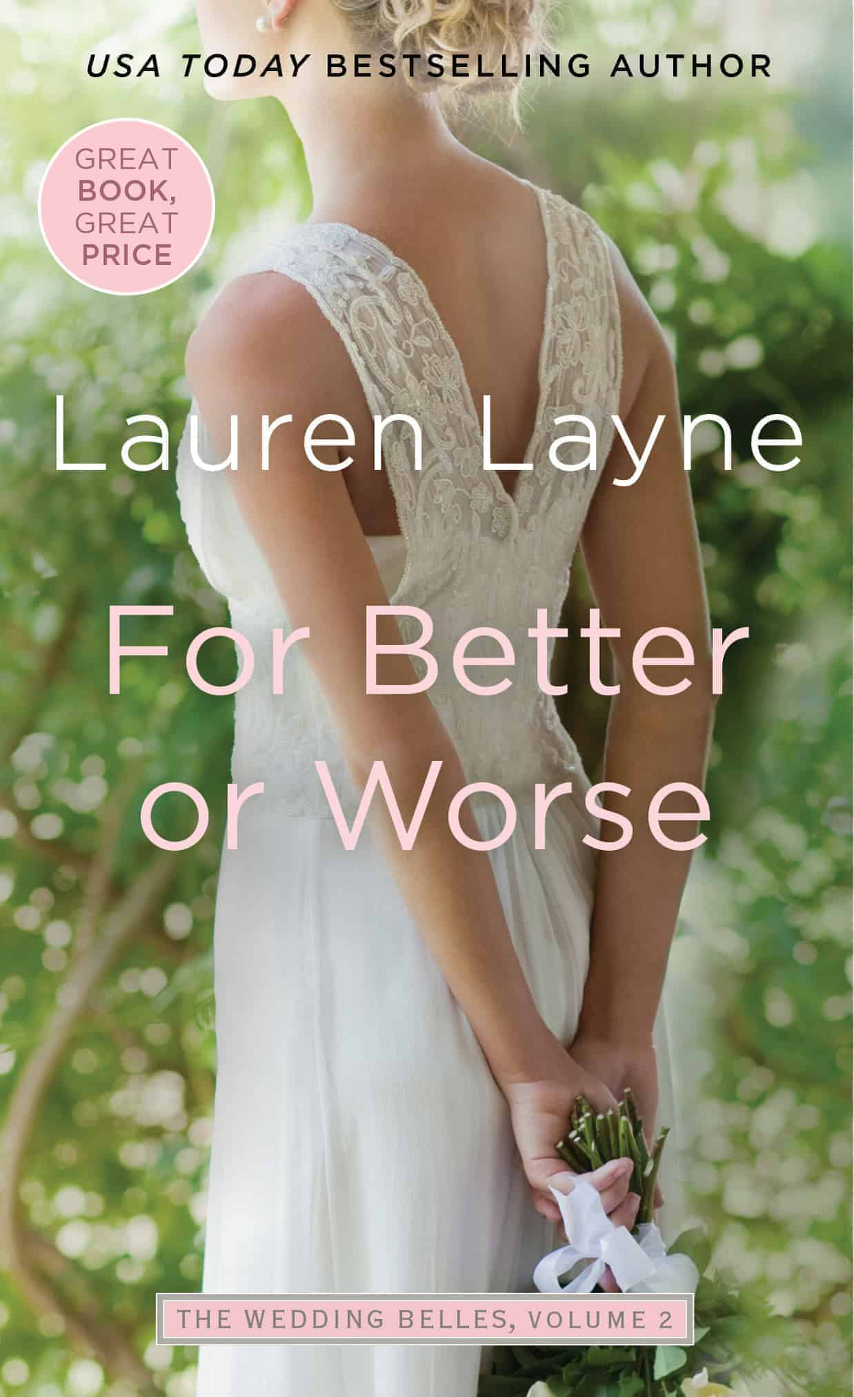For Better or for Worse by Lauren Layne