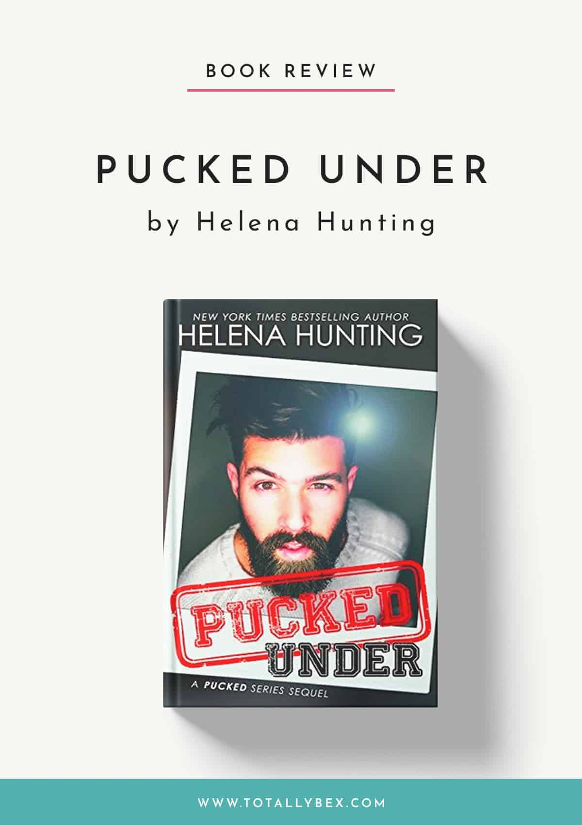 Pucked Under by Helena Hunting-Book Review