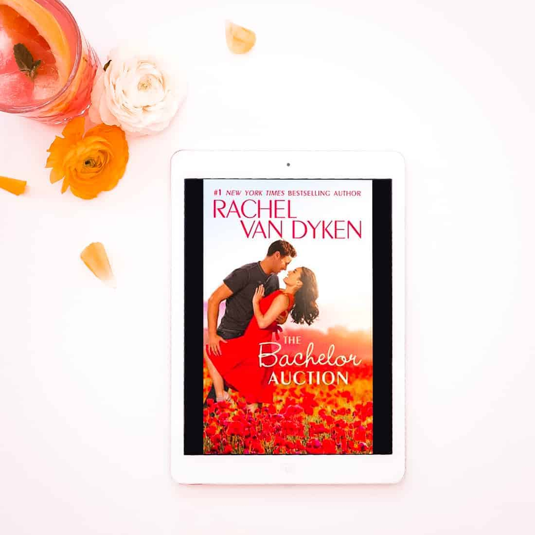 The Bachelor Auction by Rachel Van Dyken is a very sweet, but very loose, interpretation of the classic tale of Cinderella with a fun and modern spin.
