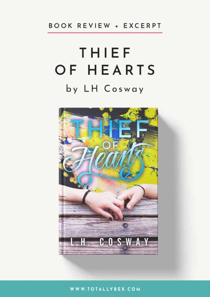 Thief of Hearts by LH Cosway-BookReview+Excerpt