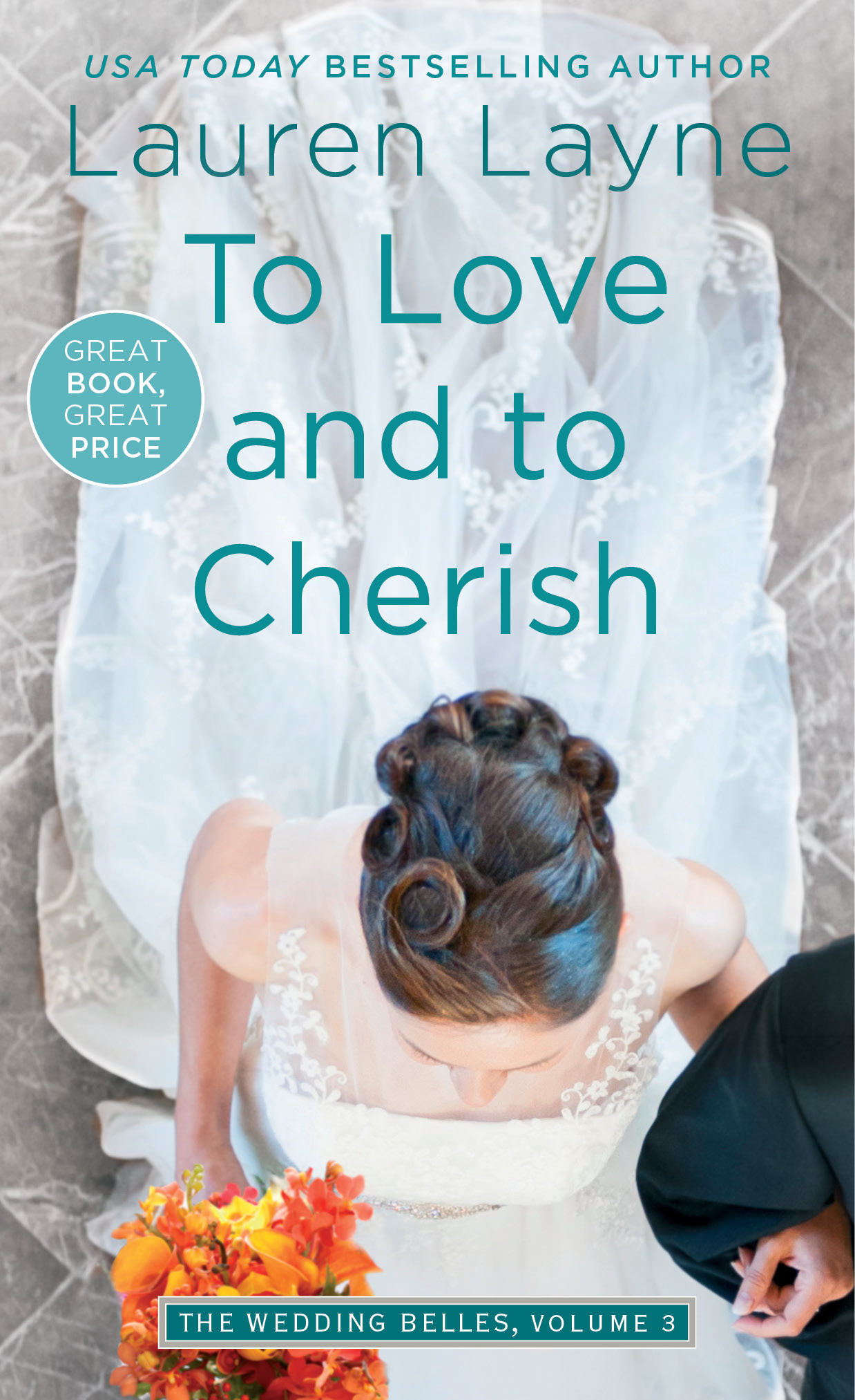 'To Love and to Cherish' by Lauren Layne — Review