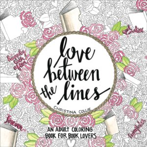 Love Between the Lines by Christina Collie — New Release