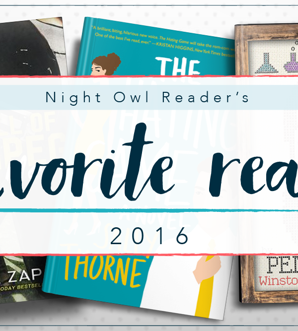Top Romance Favorites of 2016