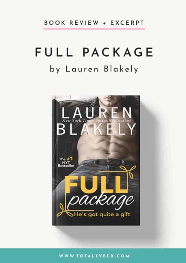 Full Package by Lauren Blakely-Book Review+Excerpt