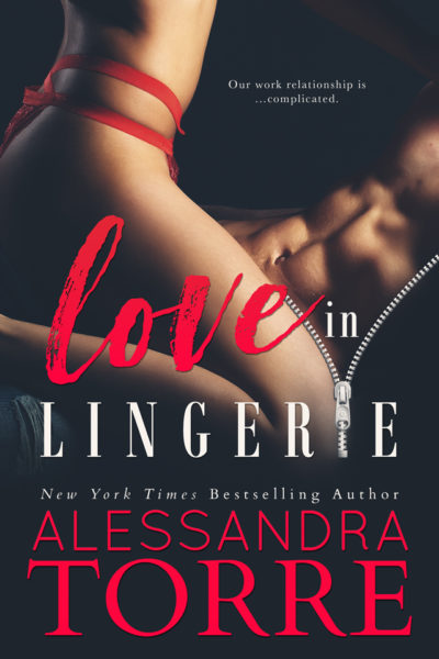 Love in Lingerie by Alessandra Torre   New Release
